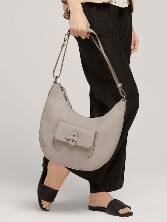 Jasmin Hobo Tasche - Frauen - off white / off white - 5 - TOM TAILOR