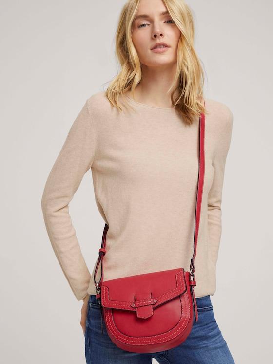 Gabriela Überschlagtasche - Frauen - strawberry - 5 - TOM TAILOR