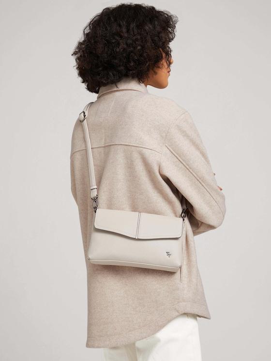 Ronja flap bag - Women - light grey - 5 - TOM TAILOR
