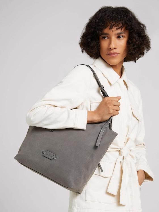 Yarina hobo shoulder bag - Women - dark grey - 5 - TOM TAILOR