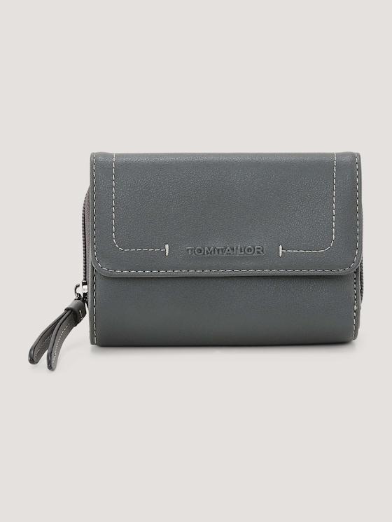 Rossa wallet - Women - dark grey - 7 - TOM TAILOR