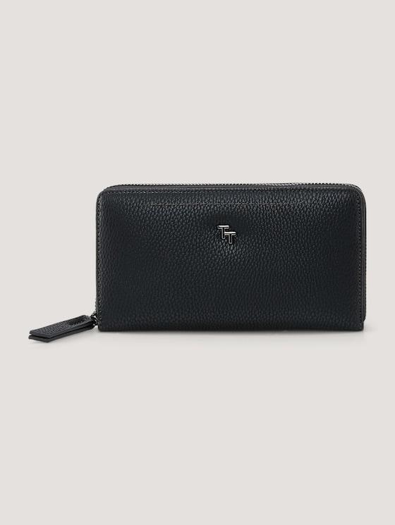Bella large wallet - Women - schwarz / black - 7 - TOM TAILOR