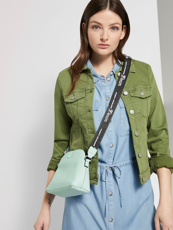 Umhängetasche MAIA - Frauen - mint / mint - 5 - TOM TAILOR Denim