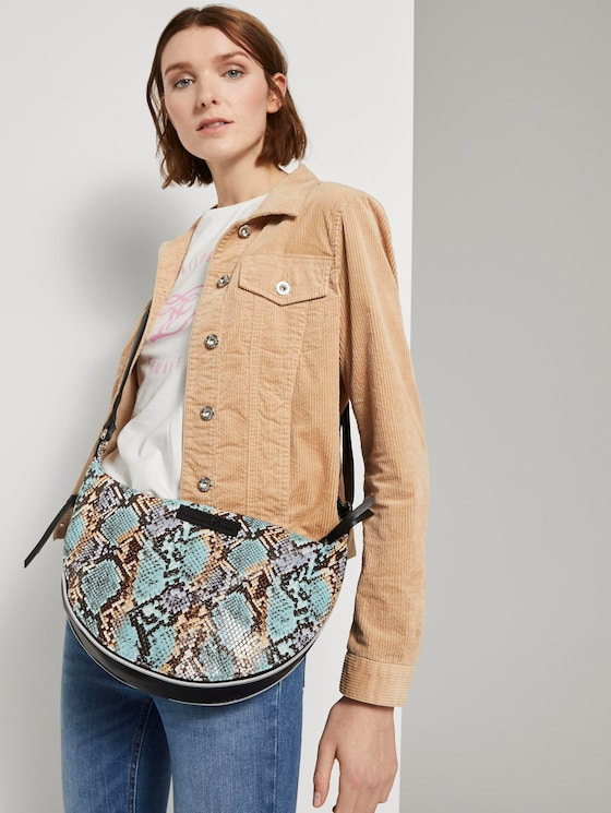 Crossbody bag CANCUN - Women - snake beige - 5 - TOM TAILOR Denim