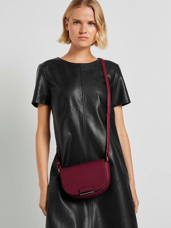 Madrid Gerundete Überschlagtasche - Frauen - boysenberry - 5 - TOM TAILOR Denim