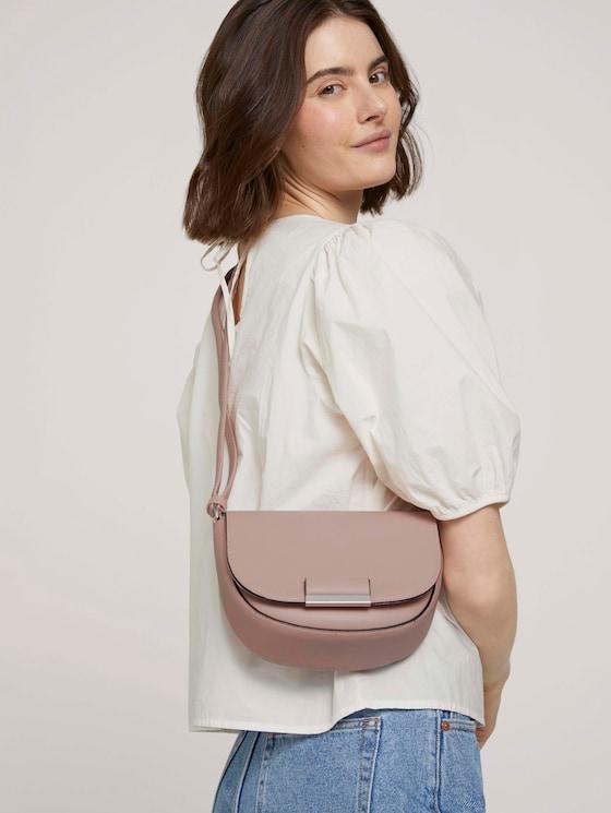 Madrid Gerundete Überschlagtasche - Frauen - mid rose - 5 - TOM TAILOR Denim