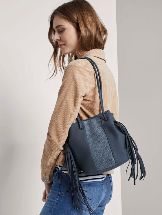 Sling bag SIERRA - Women - mid blue - 5 - TOM TAILOR Denim