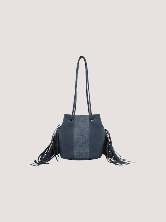 Beuteltasche SIERRA - Frauen - mid blue - 7 - TOM TAILOR Denim