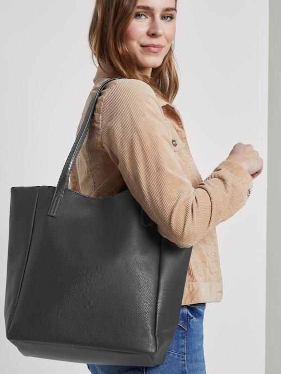 Carrier bag ARONA - Women - schwarz / black - 5 - TOM TAILOR Denim