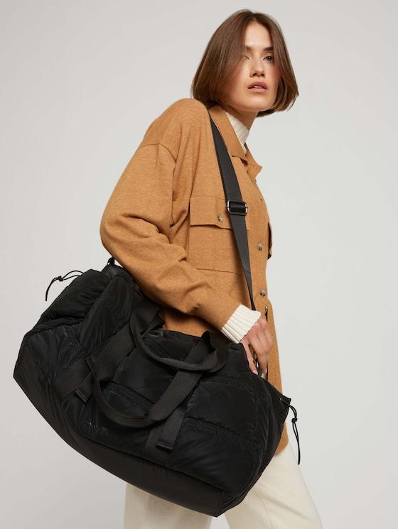 Josy sports bag - Women - schwarz / black - 5 - TOM TAILOR Denim