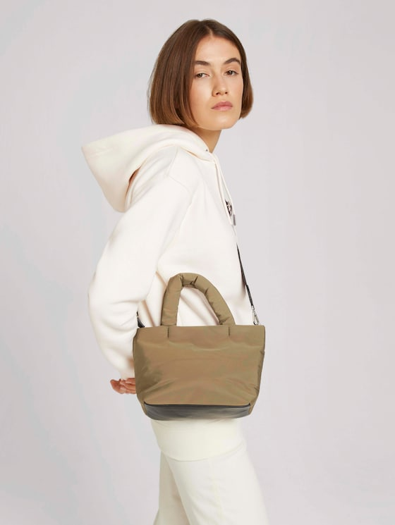 Xena nylon shopper - Women - sage - 5 - TOM TAILOR Denim
