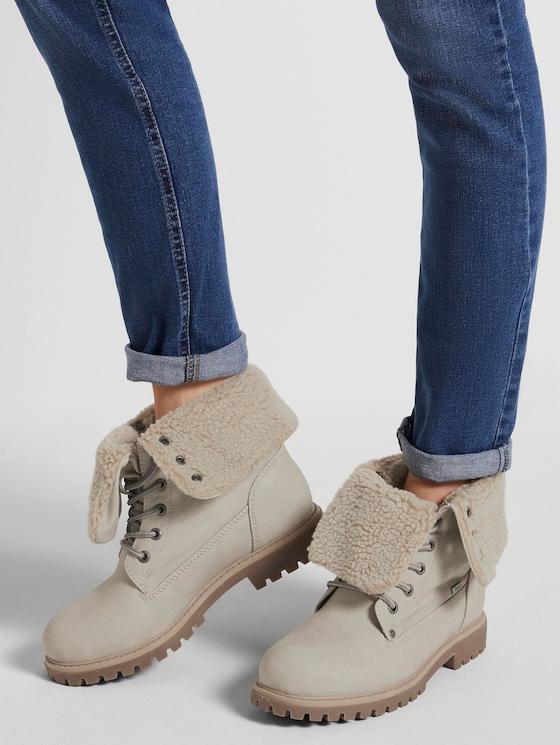 winterliche Boots - Frauen - ice - 5 - TOM TAILOR