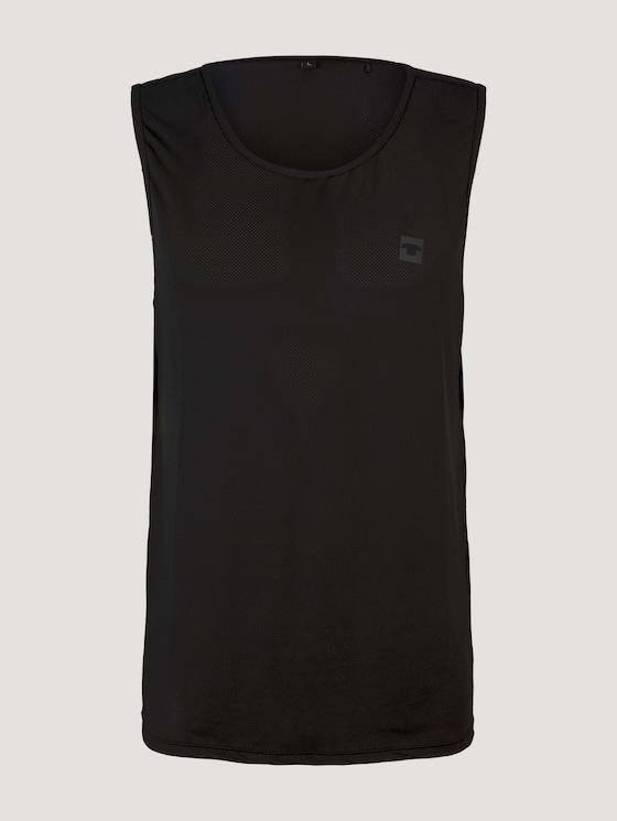 Tank top - Men - black - 7 - Tom Tailor E-Shop Kollektion