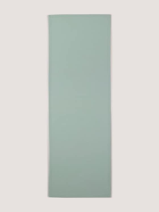 Basic Tischläufer - unisex - salbei - 7 - TOM TAILOR