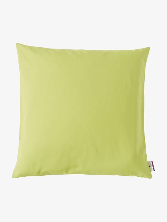 pillow case dove - unisex - green - 1 - TOM TAILOR
