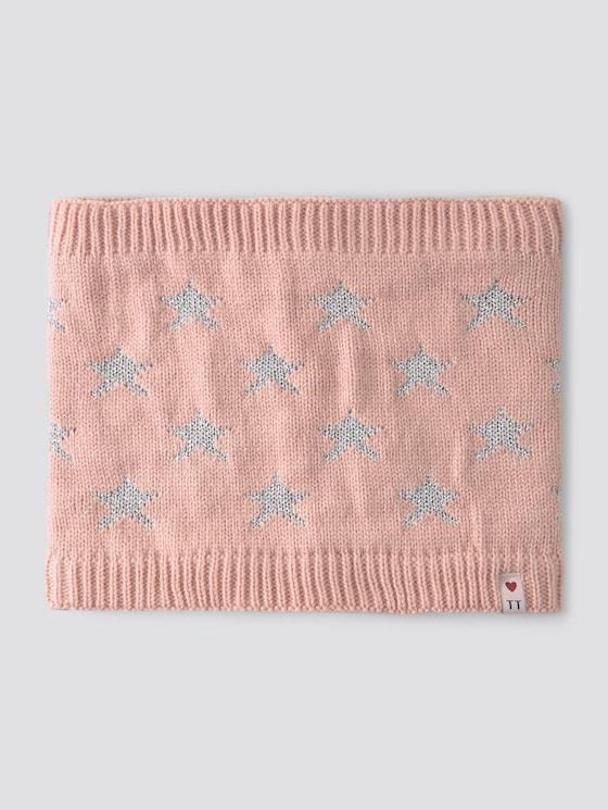 Loop-Schal mit Sterne-Muster - Mädchen - original multicolored - 7 - TOM TAILOR