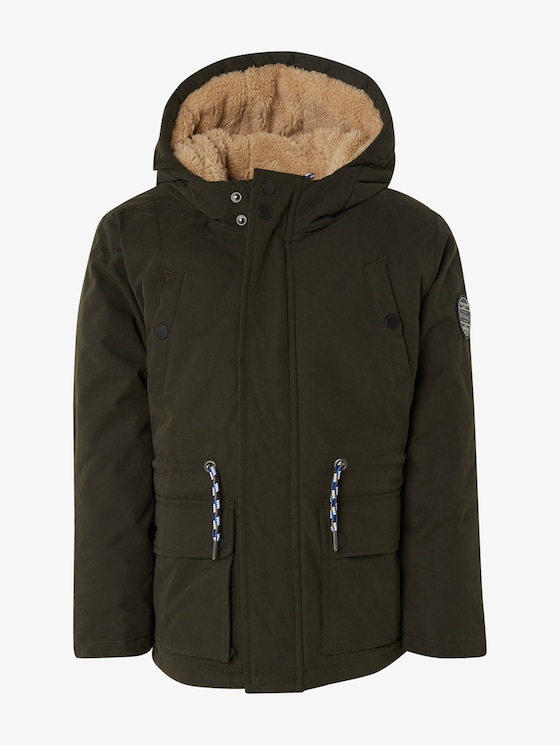 Winterparka - Jungen - rosin|olive - 7 - TOM TAILOR