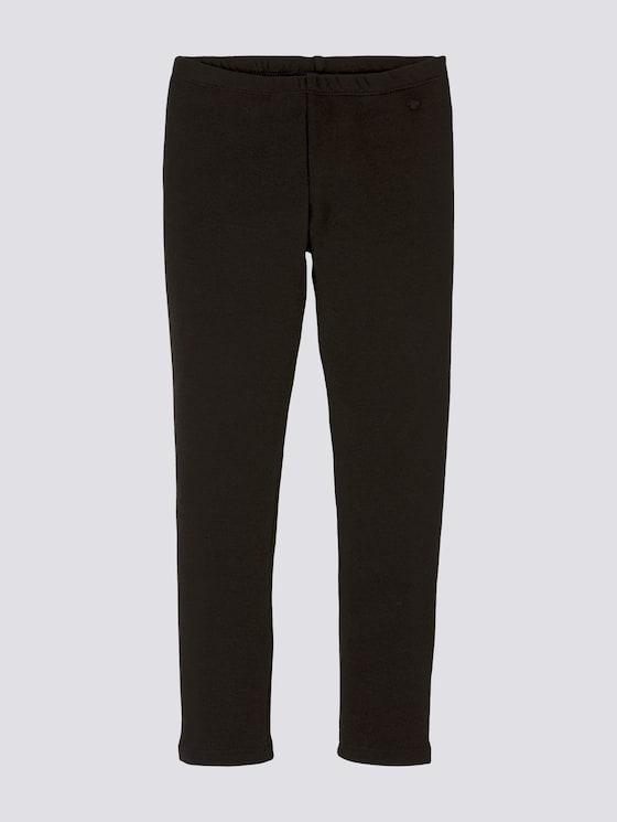 Legging met elastische tailleband - Meisjes - caviar|black - 7 - Tom Tailor E-Shop Kollektion
