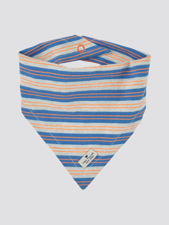 Striped bandana - Babies - y/d stripe|multicolored - 7 - TOM TAILOR