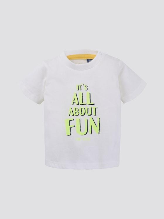 T-shirt met print - Babies - original|original - 7 - TOM TAILOR
