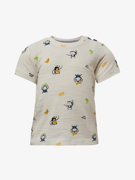 T-Shirt mit Print - Babies - original|original - 7 - TOM TAILOR