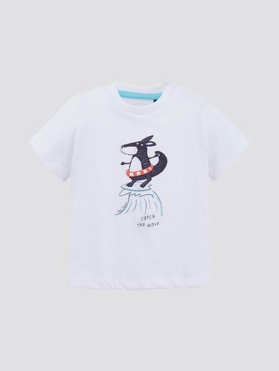 T-shirt with print - Babies - original|original - 7 - TOM TAILOR