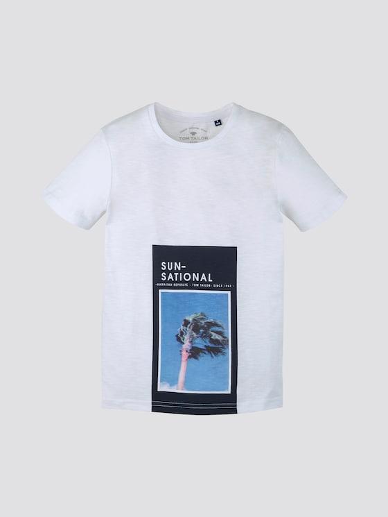 T-shirt with print - Boys - original|original - 7 - TOM TAILOR