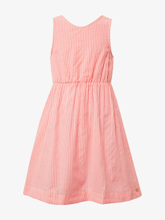 Gestreiftes Kleid - Mädchen - original|multicolored - 7 - TOM TAILOR