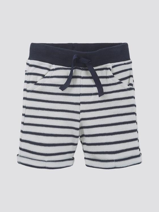 Gestreifte Bermuda-Shorts - Babies - y/d stripe|multicolored - 7 - TOM TAILOR