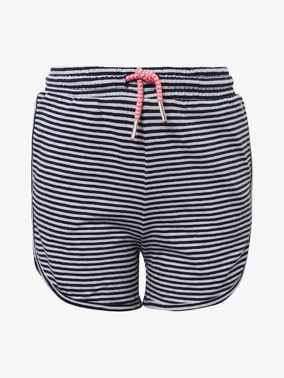 Shorts - Mädchen - patriot blue|blue - 7 - TOM TAILOR