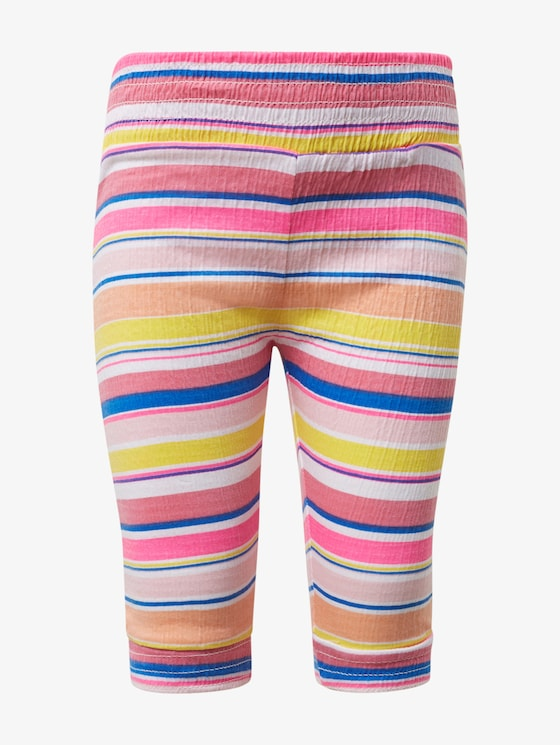 Striped jogging bottoms - Babies - multicolour|multicolored - 1 - TOM TAILOR