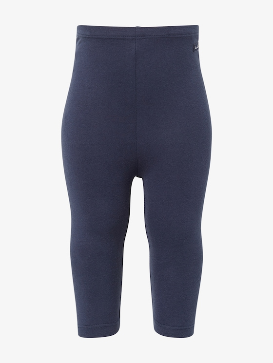 Schlichte Leggins - Babies - black iris|blue - 7 - TOM TAILOR
