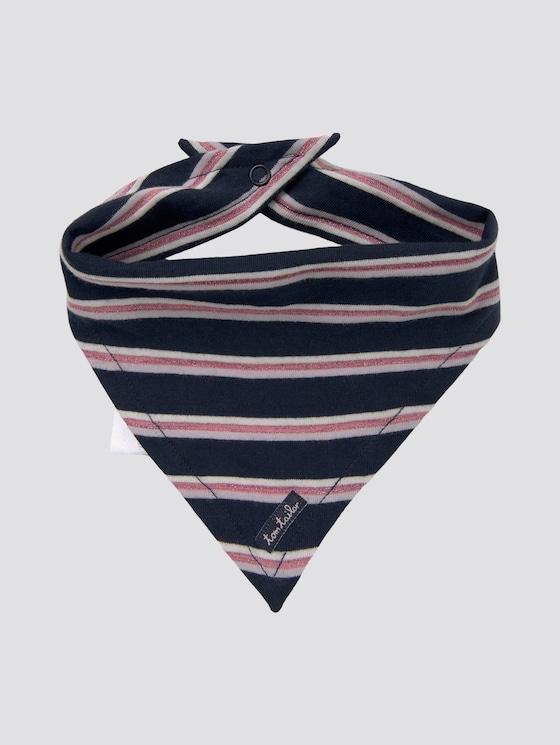 Gestreiftes Bandana - Babies - black iris blue - 7 - Tom Tailor E-Shop Kollektion