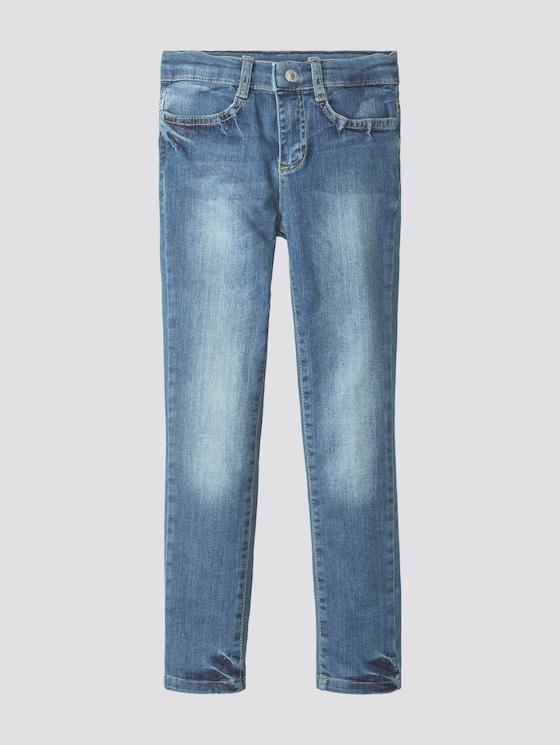 Jeans in heller Waschung - Mädchen - light blue denim blue - 7 - TOM TAILOR