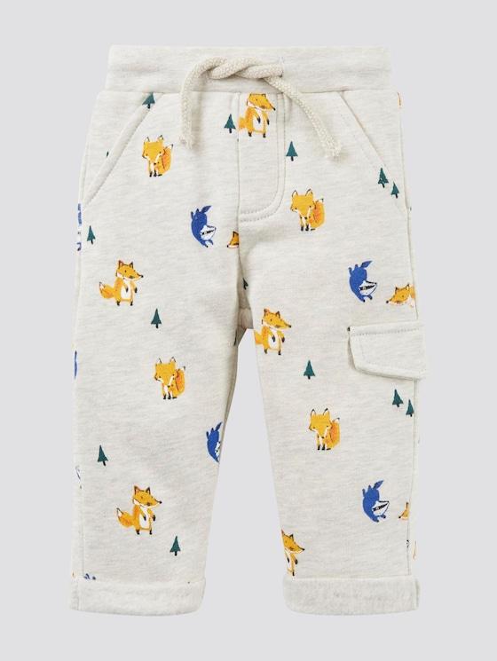 Jogginghose - Babies - allover multicolored - 7 - Tom Tailor E-Shop Kollektion