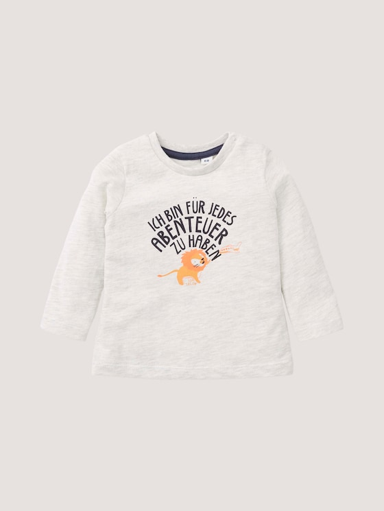TOM TAILOR Baby Girls Sweatshirt T-Shirt