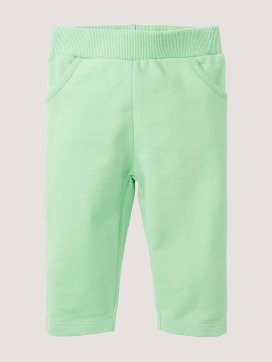 Melierte Jogginghose - Babies - summer green|green - 7 - TOM TAILOR