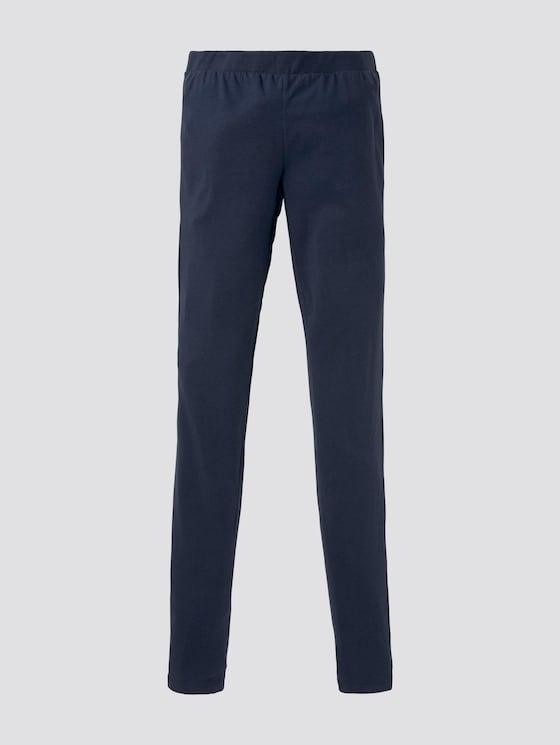 Treggings mit elastischem Bund - Mädchen - dress blue blue - 7 - Tom Tailor E-Shop Kollektion