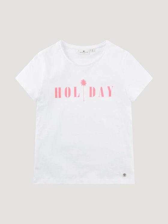 T-shirt with a print - Girls - original|original - 7 - Tom Tailor E-Shop Kollektion