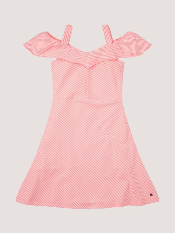Striped dress - Girls - knockout pink pink - 7 - Tom Tailor E-Shop Kollektion