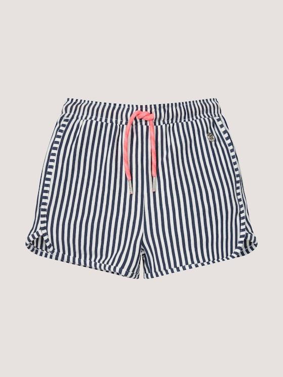 Shorts made of jersey - Girls - y/d stripe vertical|multicolor - 7 - Tom Tailor E-Shop Kollektion
