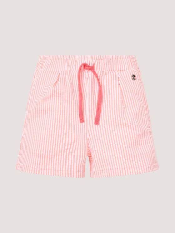 Striped shorts - Girls - original|multicolored - 7 - Tom Tailor E-Shop Kollektion