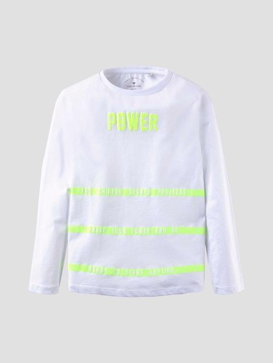 Sportliches Langarmshirt - Jungen - original|original - 7 - Tom Tailor E-Shop Kollektion