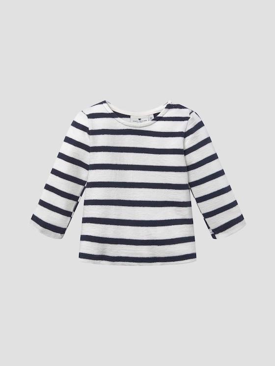 Gestreiftes Sweatshirt - Babies - y/d stripe|multicolored - 7 - Tom Tailor E-Shop Kollektion