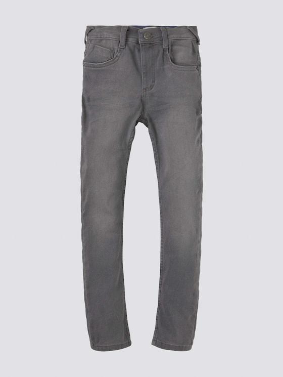 Matt Stretch-Jeans - Jungen - grey denim|gray - 7 - Tom Tailor E-Shop Kollektion