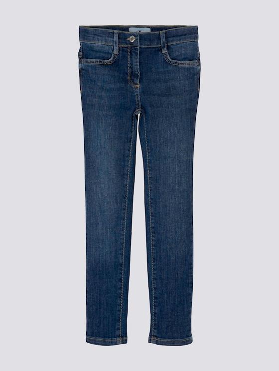 Jeans in wasdetails - Meisjes - light blue denim|blue - 7 - Tom Tailor E-Shop Kollektion