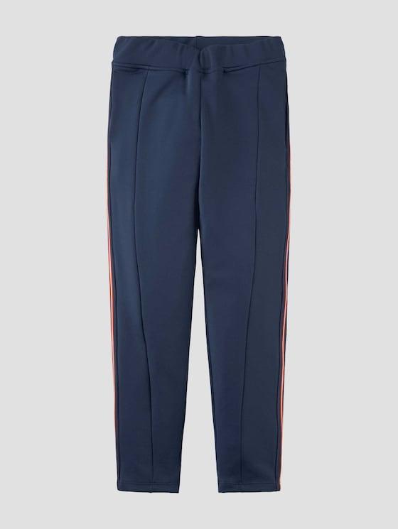 Treggings mit Tapedetail - Jungen - dress blue|blue - 7 - Tom Tailor E-Shop Kollektion