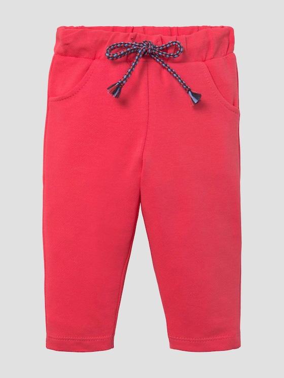 Laufhose mit verstellbarem Bund - Babies - geranium|red - 7 - Tom Tailor E-Shop Kollektion