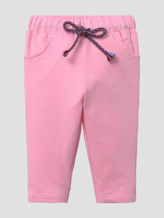 Laufhose mit verstellbarem Bund - Babies - prism pink|rose - 7 - Tom Tailor E-Shop Kollektion
