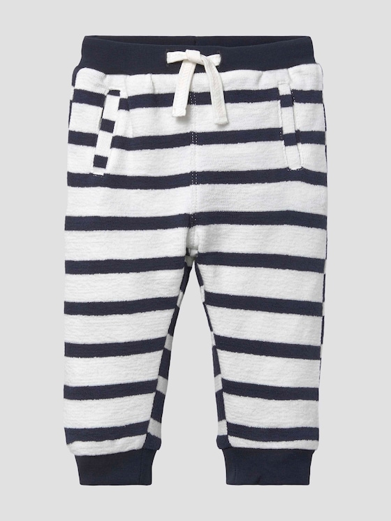 Gestreifte Laufhose - Babies - y/d stripe|multicolored - 7 - Tom Tailor E-Shop Kollektion